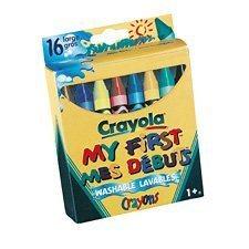 Crayons de cire Crayola - Paquet de 16