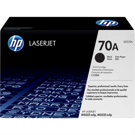 70A Toner Cartridge