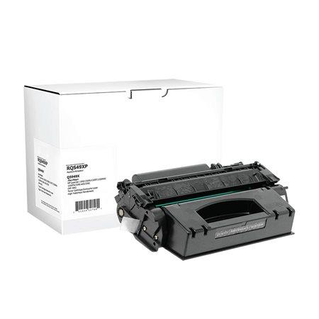 High Yield Remanufactured Toner Cartridge (Alternative to HP 49X)