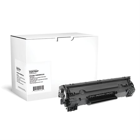 Remanufactured Toner Cartridge (Alternative to HP 78A / Canon 128)