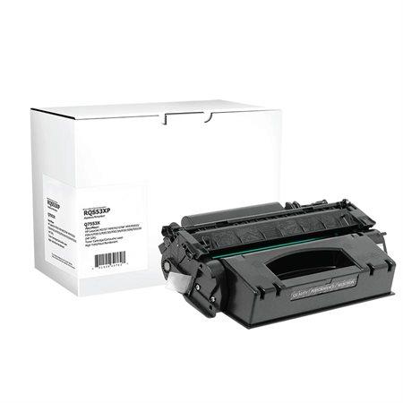 High Yield Remanufactured Toner Cartridge (Alternative to HP 53X)