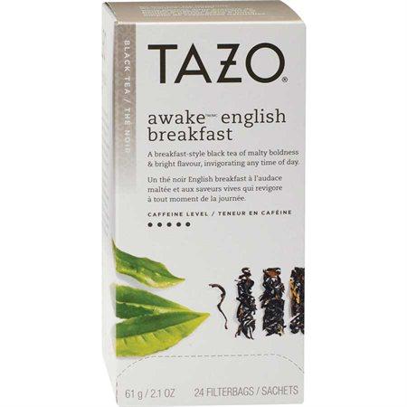 Thé Tazo® Thé noir Awake