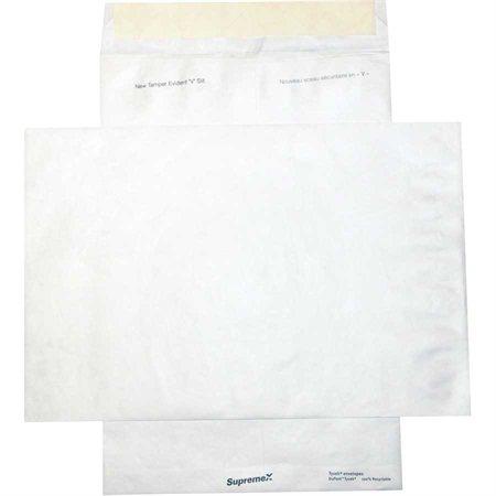 """Enveloppe de Tyvek 10 x 13"""" pqt 50"""