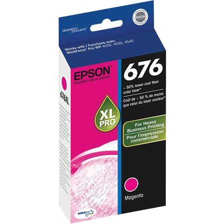 676XL Ink Jet Cartridge