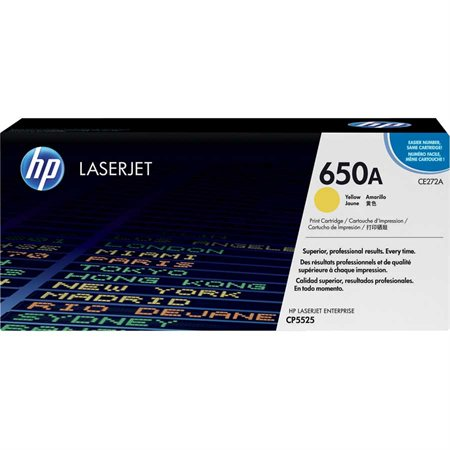650A Toner Cartridge