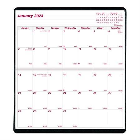 Monthly Pocket Planner (2020)