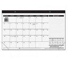 2016 recycled deskpad calendar