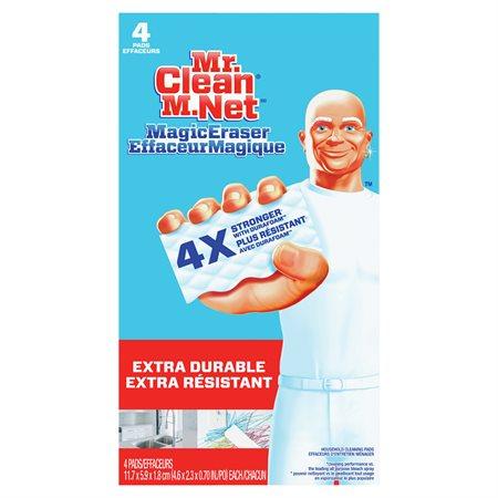 Effaceur magique M. Net® Paquet de 4 extra puissant