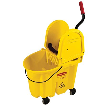 WaveBrake® Bucket / Wringer Mopping System