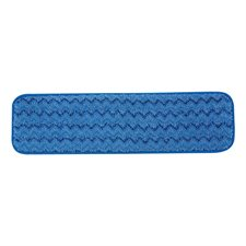 Microfibre Pad for Pulse™ Mop System Wet Application Blue