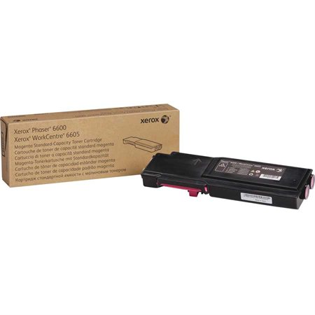 Phaser 6600 / WorkCentre 6605 Toner Cartridge