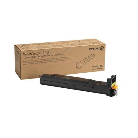 WorkCentre® 6400 High Yield Toner Cartridge