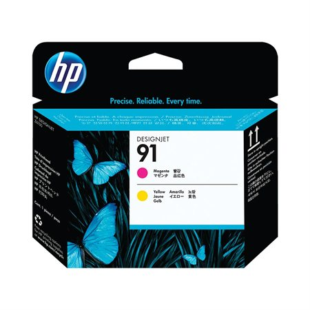 HP 91 Printheads