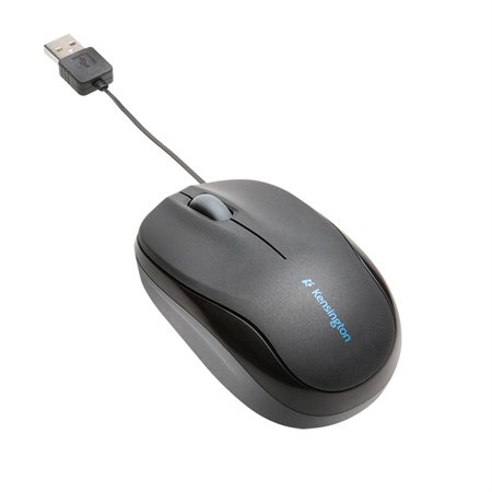 Pro Fit Mobile Retractable Mouse