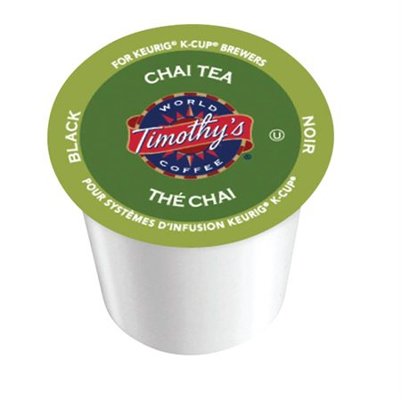 Timothy's® Tea in K-cups