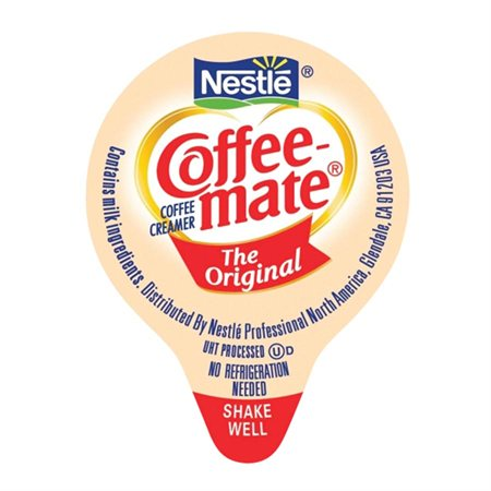 Colorant à café Coffee-Mate® Boîte de 180 portion de 11 ml. original