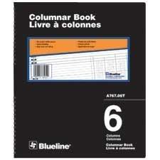 A767 Columnar Book