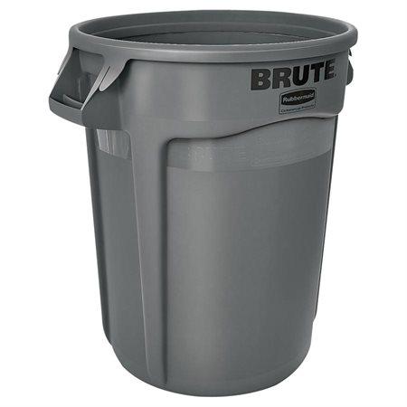 Contenant rond à déchets Brute®