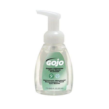 Nettoyant moussant écologique pour les mains