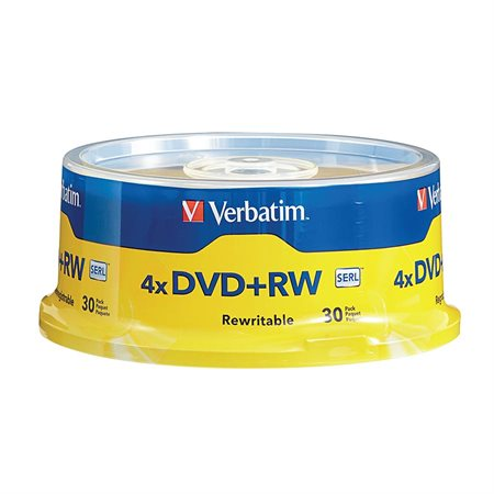 DVD+RW Rewritable Disk