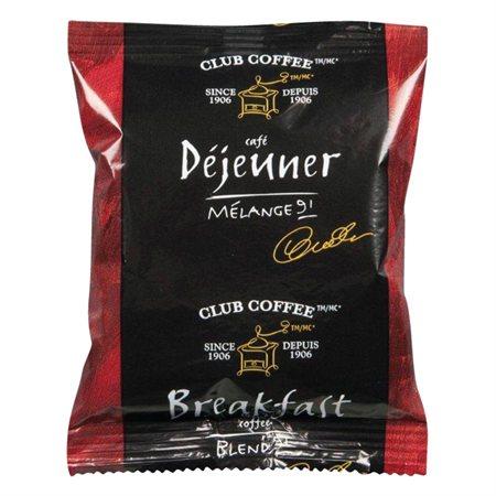 Café Club Coffee™ Mélange du petit déjeuner 91