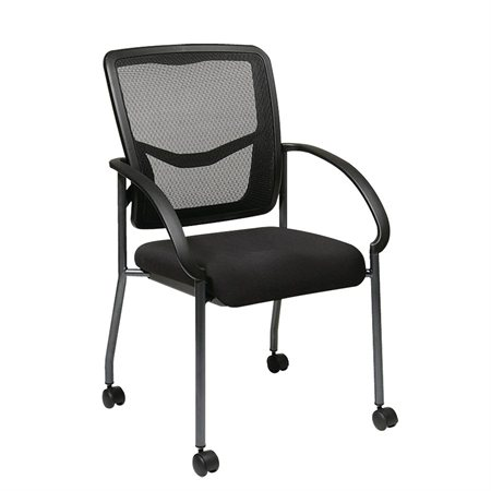 Pro-Line® II ProGrid® Stacking Visitor Chair on Casters
