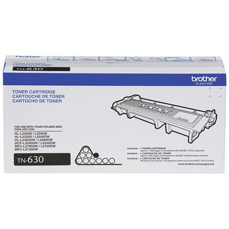 TN630 Toner Cartridge