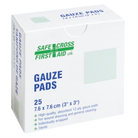 Gauze Pads and Rolls