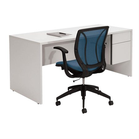 Genoa® Single Pedestal Desk