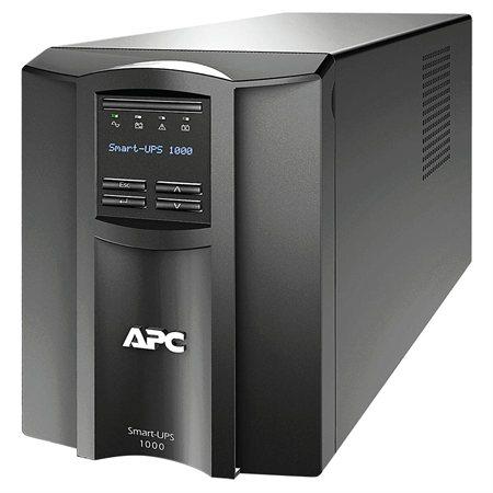 Système d'alimentation sans coupure Smart-UPS 1000C avec SmartConnect