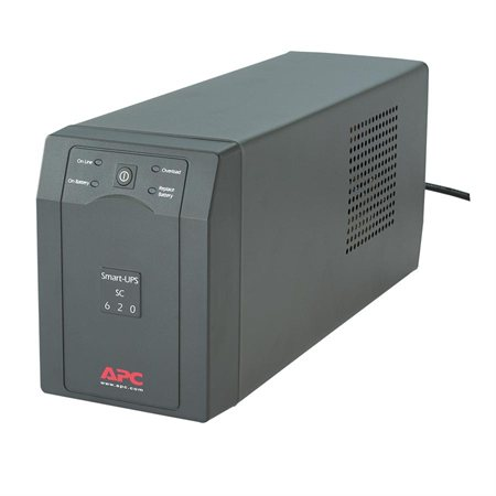Smart-UPS SC 620VA Uninterruptable Power Supply