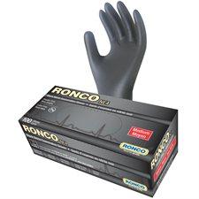 NE4 Nitrile Examination Gloves large