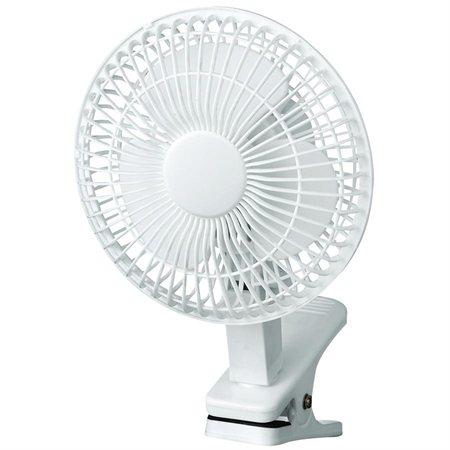 """Ventilateur de 6"""" à pince DFN-06"""