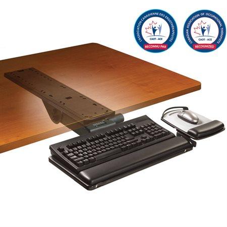 Tiroir à clavier AKT150LE