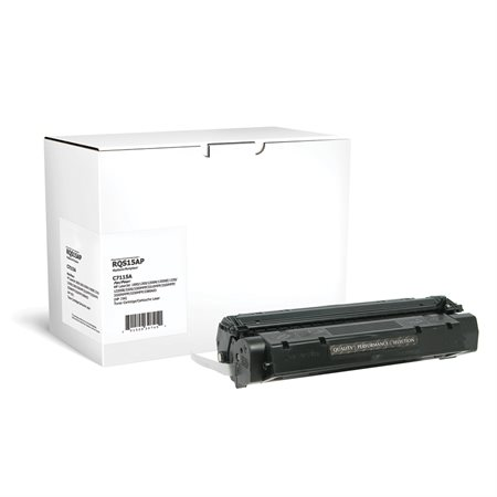 Remanufactured Toner Cartridge (Alternative to HP 15A)