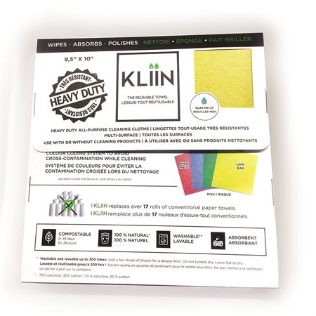 Kliin All-Purpose Cleaning Cloth