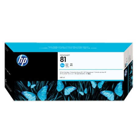 HP 81 Ink Jet Cartridge