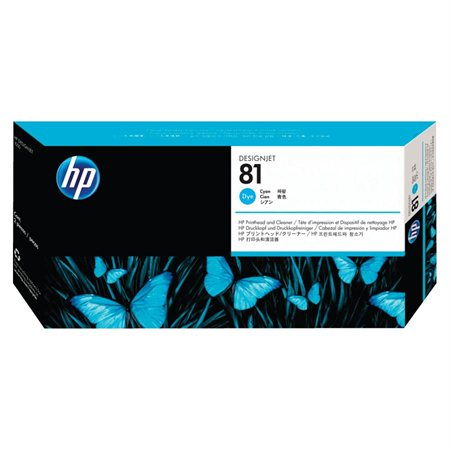 HP 81 Printheads