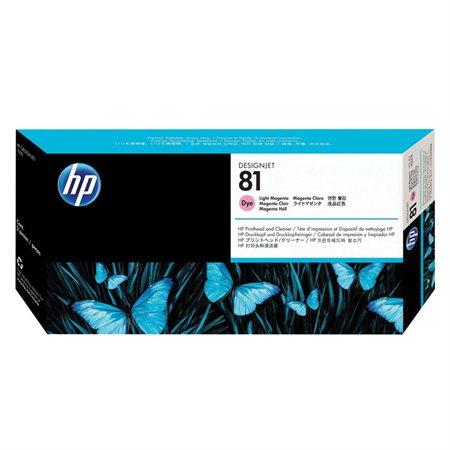 Têtes d'impression HP 81