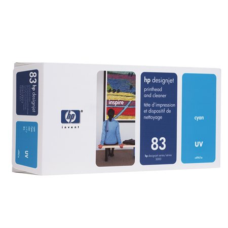 Têtes d'impression HP 83