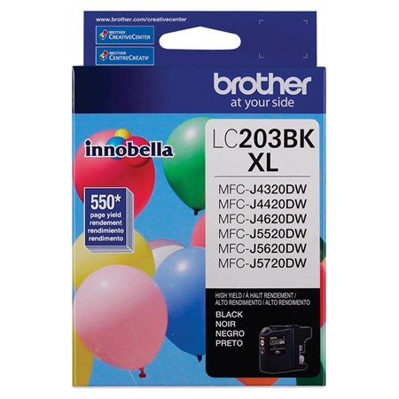 LC203 XL Ink Jet Cartridge