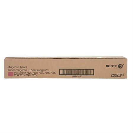 Cartouche de toner WorkCentre® séries 7500 / 7800 / 7900