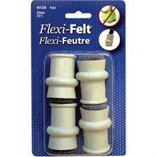 """Protège-plancher Flexi-Feutre® 22 mm (7/8"""")"""