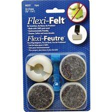 """Protège-plancher Flexi-Feutre® 22-31 mm (7/8 - 1-1/4"""")"""