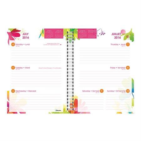 Design Daisy Academic Weekly Agenda