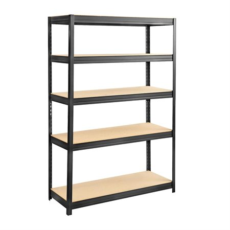 Boltless and Particle Board Shelving