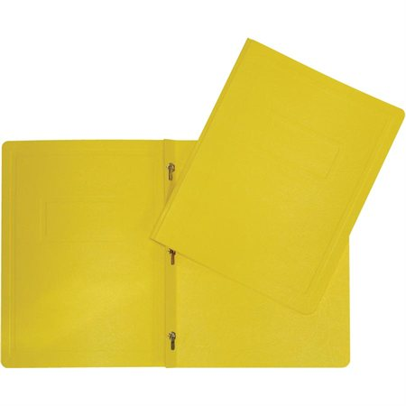 Report Cover yellow