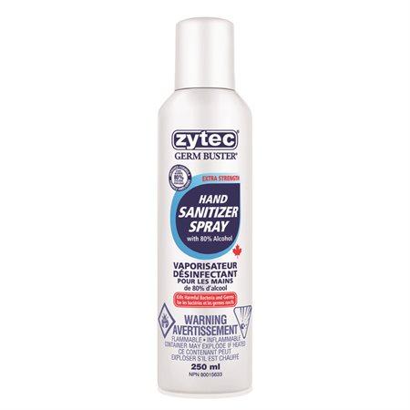 Spray désinfectant pour les mains