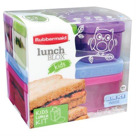 Boîte à lunch pour enfants Lunch Blox™ fille