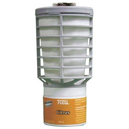 Système d'élimination des odeurs TCell™ Recharges agrumes